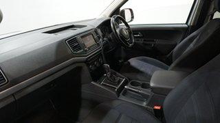 2018 Volkswagen Amarok 2H MY18 TDI550 4MOTION Perm Sportline Silver 8 Speed Automatic Utility