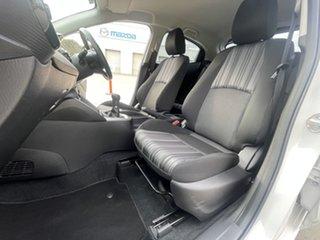 2018 Mazda 2 DJ2HA6 Neo SKYACTIV-MT Snowflake White Pearl 6 Speed Manual Hatchback