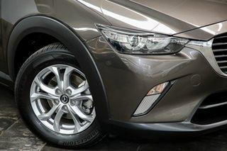 2016 Mazda CX-3 DK4W7A Maxx SKYACTIV-Drive i-ACTIV AWD Bronze 6 Speed Sports Automatic Wagon.