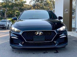2019 Hyundai i30 PD.3 MY20 N Line D-CT Premium Black 7 Speed Sports Automatic Dual Clutch Hatchback.