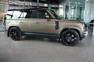 2021 Land Rover Defender L663 21MY S Gold 8 Speed Sports Automatic Wagon