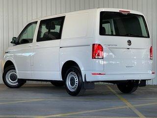 2021 Volkswagen Transporter T6.1 MY21 TDI340 Crewvan SWB DSG White 7 Speed.