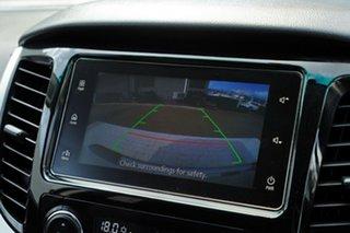 2018 Mitsubishi Triton MQ MY18 Blackline Double Cab Pitch Black/da 5 Speed Sports Automatic Utility