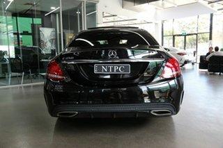 2015 Mercedes-Benz C-Class W205 C250 7G-Tronic + Black 7 Speed Sports Automatic Sedan
