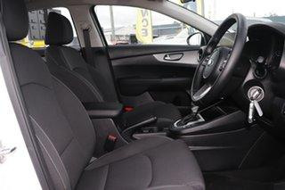 2020 Kia Cerato BD MY20 SI Clear White 6 Speed Sports Automatic Sedan