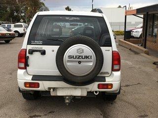 2002 Suzuki Grand Vitara SQ625 S2 Sport White 4 Speed Automatic Wagon