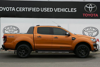 2016 Ford Ranger PX MkII MY17 Wildtrak 3.2 (4x4) Inferno 6 Speed Automatic Dual Cab Pick-up