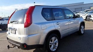 2011 Nissan X-Trail T31 Series IV ST Silver 1 Speed Constant Variable Wagon.