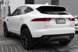 2017 Jaguar E-PACE X540 18MY Standard White 9 Speed Sports Automatic Wagon.