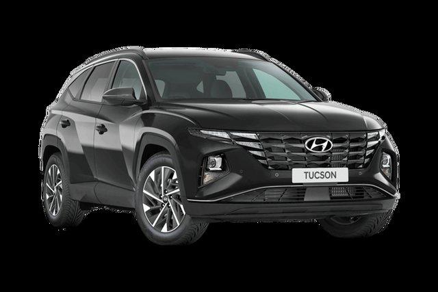 New Hyundai Tucson Elite Hamilton, 2021 Hyundai Tucson NX4.V1 Tucson Elite Amazon Gray 7 Speed Automatic SUV
