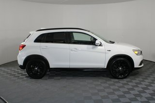 2017 Mitsubishi ASX XC MY17 XLS 2WD White Solid 6 Speed Constant Variable Wagon