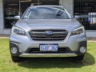 2019 Subaru Outback B6A MY19 2.5i CVT AWD Silver 7 Speed Constant Variable Wagon.