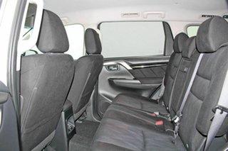 2018 Mitsubishi Pajero Sport QE MY19 GLX (4x4) 5 Seat White 8 Speed Automatic Wagon