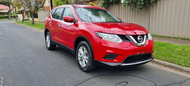 Used Nissan X-Trail T32 ST X-tronic 2WD Nailsworth, 2016 Nissan X-Trail T32 ST X-tronic 2WD 40th Anniversary Quartz 7 Speed Constant Variable Wagon