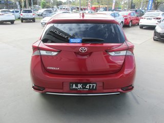 2016 Toyota Corolla Ascent Sport Red Automatic Hatchback