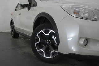 2014 Subaru XV G4X MY14 2.0i Lineartronic AWD White 6 Speed Constant Variable Wagon