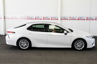 2017 Toyota Camry ASV70R SL Frosted White 6 Speed Automatic Sedan