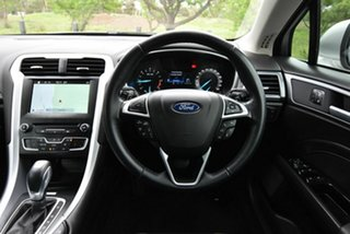 2017 Ford Mondeo MD 2017.50MY Trend Silver 6 Speed Sports Automatic Dual Clutch Wagon