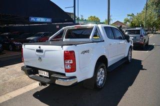 2014 Holden Colorado RG MY15 LTZ (4x4) White 6 Speed Automatic Crew Cab Pickup.