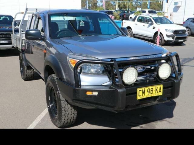 Used Ford Ranger Kingswood, Ford Pk Ranger Crew C/cab Xl 4x4 3.0 LT TURBO DIESEL 5 Speed Manual (PHG4934)