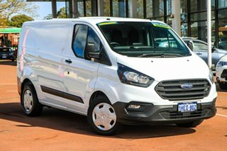 2018 Ford Transit Custom VN 2018.5MY 300S (Low Roof) White 6 Speed Automatic Van.
