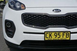 2017 Kia Sportage QL MY17 Si AWD White 6 Speed Sports Automatic Wagon