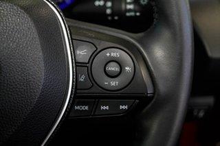 2020 Toyota Corolla ZWE211R ZR E-CVT Hybrid Feverish Red 10 Speed Constant Variable Hatchback Hybrid