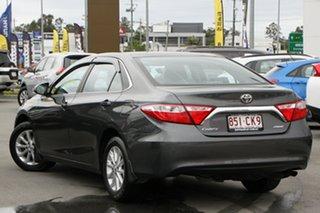 2015 Toyota Camry ASV50R Altise Grey 6 Speed Sports Automatic Sedan.