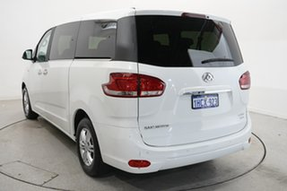 2019 LDV G10 SV7A Blanc White 6 Speed Sports Automatic Wagon.