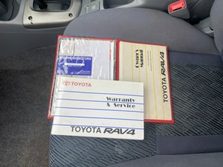 2003 Toyota RAV4 ACA20R Extreme White 4 Speed Automatic Hardtop