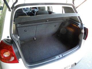 2009 Volkswagen Golf V MY09 Edition DSG White 6 Speed Sports Automatic Dual Clutch Hatchback