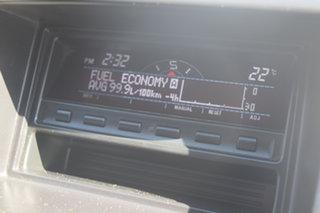 2009 Mitsubishi Triton MN MY10 GLX-R Double Cab Ironbark 5 Speed Manual Utility