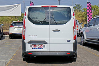 2021 Ford Transit Custom VN 2021.25MY 340L (Low Roof) White 6 Speed Automatic Double Cab Van