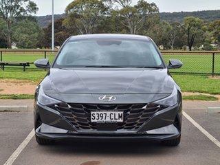 2021 Hyundai i30 CN7.V1 MY21 Active Green 6 Speed Sports Automatic Sedan.