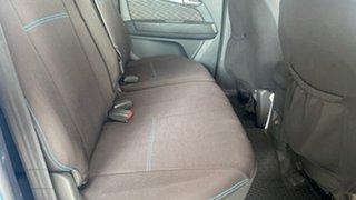 2013 Holden Colorado RG MY14 LX Crew Cab Blue 6 Speed Sports Automatic Utility