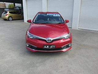 2016 Toyota Corolla Ascent Sport Red Automatic Hatchback.