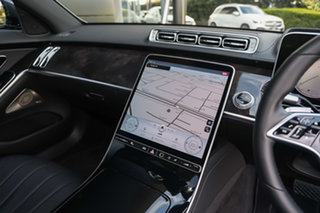 2021 Mercedes-Benz S-Class W223 801MY S450 9G-Tronic 4MATIC Graphite Grey 9 Speed Sports Automatic