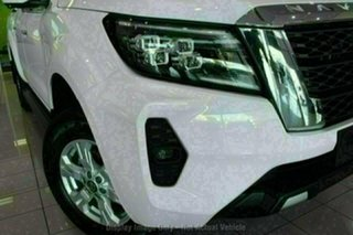 2021 Nissan Navara D23 MY21 ST Solid White 7 Speed Automatic Utility