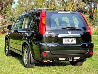 2008 Nissan X-Trail T31 ST Black 6 Speed Manual Wagon