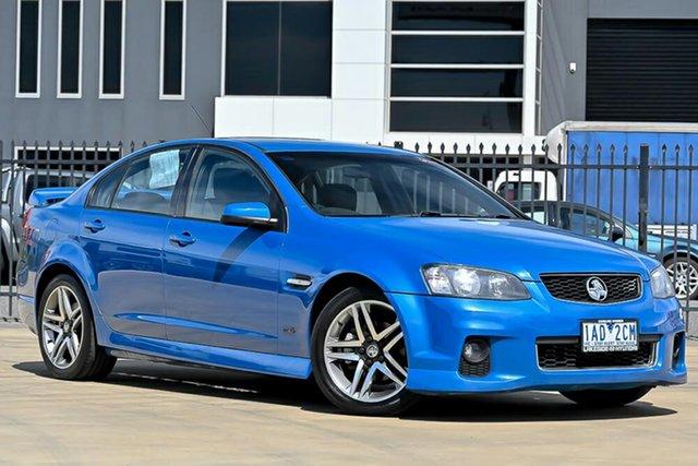 Used Holden Commodore VE II MY12 SV6 Pakenham, 2012 Holden Commodore VE II MY12 SV6 Blue 6 Speed Sports Automatic Sedan