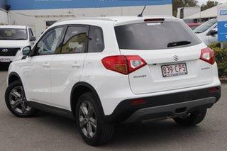 2015 Suzuki Vitara LY RT-S 2WD Cool White 6 Speed Sports Automatic Wagon.