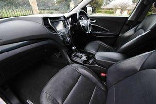 2012 Hyundai Santa Fe DM MY13 Highlander White 6 Speed Sports Automatic Wagon
