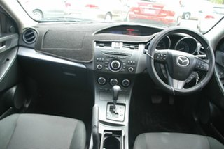 2011 Mazda 3 BL 10 Upgrade Maxx Sport Silver 5 Speed Automatic Hatchback