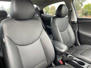 2014 Hyundai Elantra MD3 Trophy Blue 6 Speed Manual Sedan