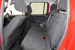2019 Volkswagen Amarok 2H MY19 TDI550 4MOTION Perm Highline Tornado Red 8 Speed Automatic Utility