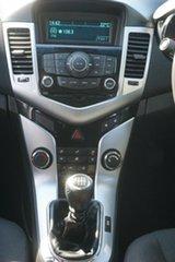 2011 Holden Cruze JH Series II MY12 SRi Green 6 Speed Manual Sedan