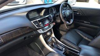 2013 Honda Accord 60 V6-L Silver 6 Speed Automatic Sedan