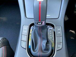 2021 Hyundai i30 PD.V4 MY21 N Line D-CT Polar White 7 Speed Sports Automatic Dual Clutch Hatchback