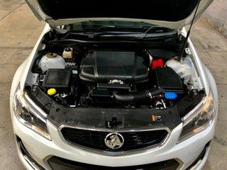 2016 Holden Commodore VF II MY16 SV6 Sportwagon White 6 Speed Sports Automatic Wagon