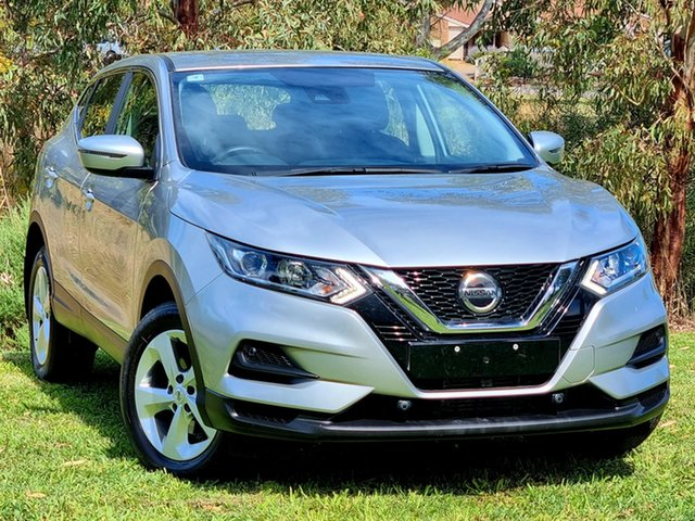 Used Nissan Qashqai J11 Series 3 MY20 ST X-tronic Morphett Vale, 2019 Nissan Qashqai J11 Series 3 MY20 ST X-tronic Silver 1 Speed Constant Variable Wagon